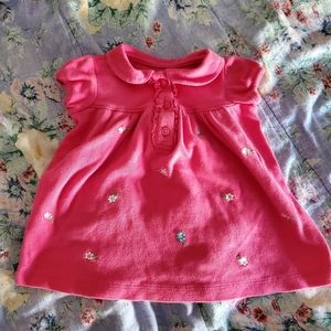 Carters 6 month tunic